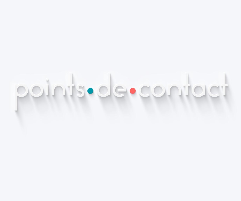 Accueil Bannière pointsdecontact.fr